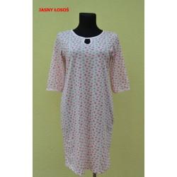 Piżamy damskie - Piżama damska rozpinana Materiał: bawełna 100%