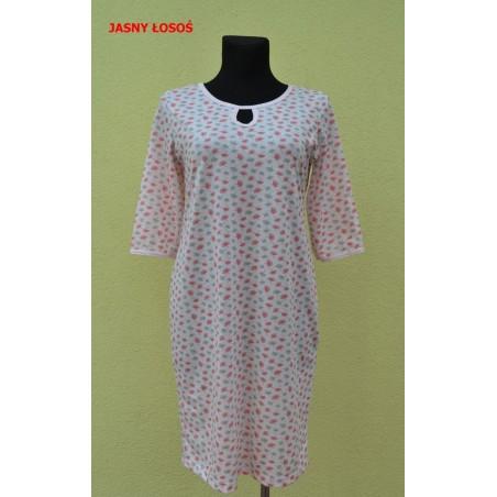 Piżama męska krótka drukowana